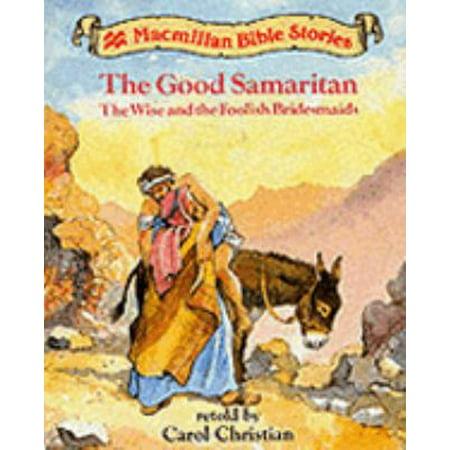 BIBLE STORIES GOOD SAMARITAN