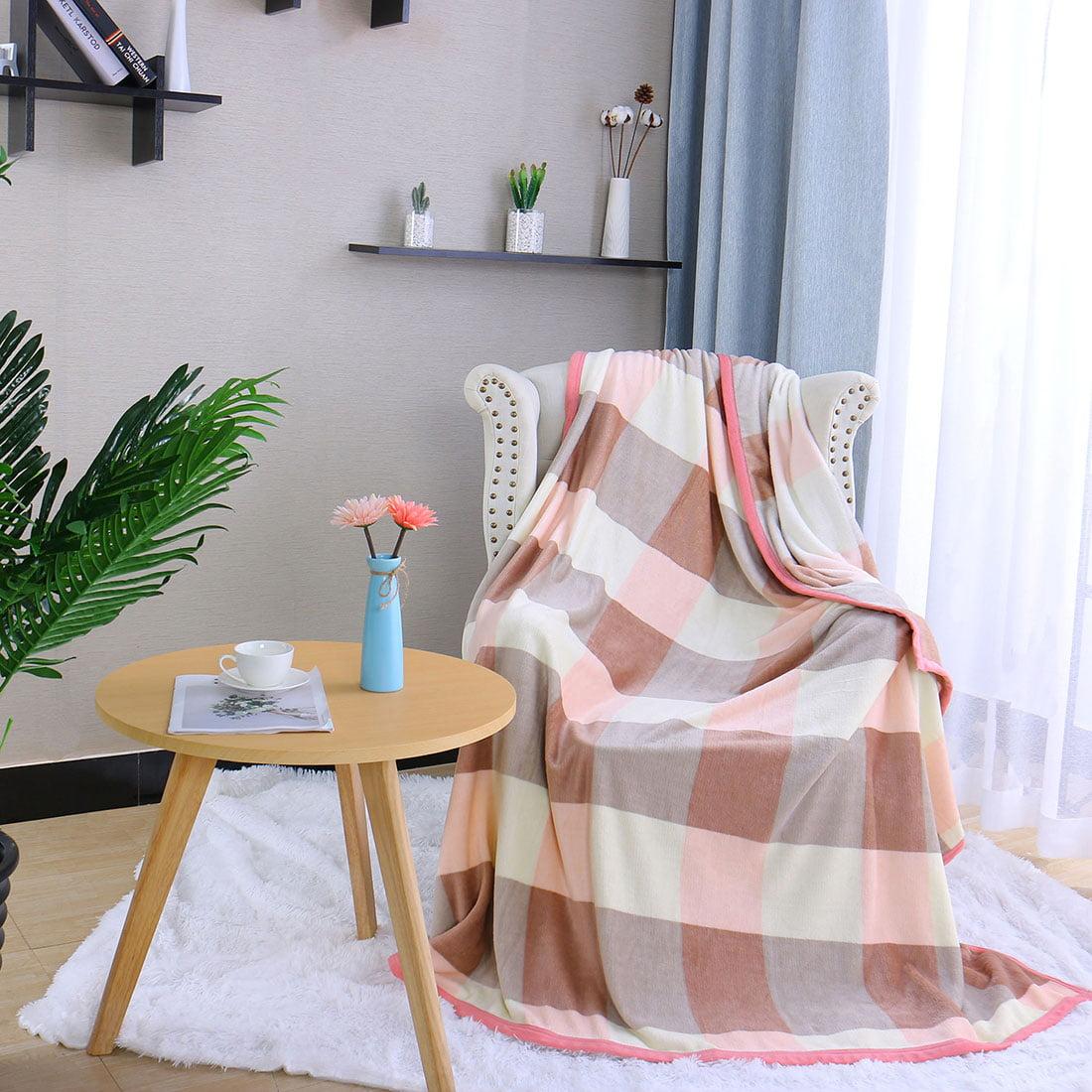Fleece Throw Blanket Microfiber Ve-Gas Golden Knights Flannel Warm Bed Blanket for Adults//Kids//Pet//Couch