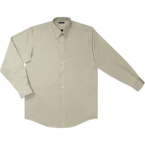 George - Men's Long-Sleeve Poplin Shirt