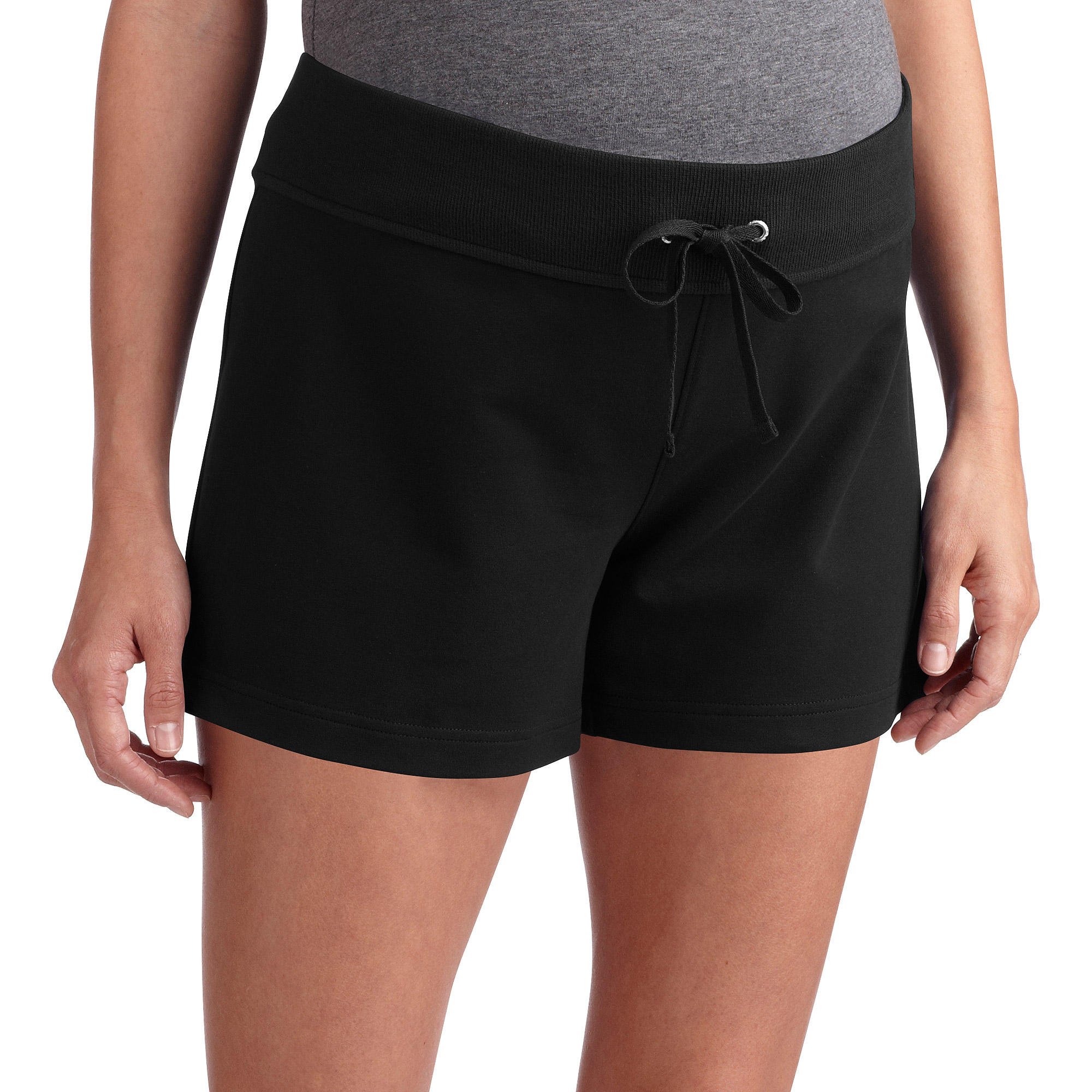 Danskin Now Maternity French Terry Shorts