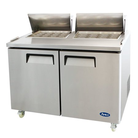 Atosa 60'' Refrigerated MegaTop Sandwich Prep Table