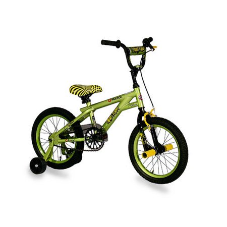 Razor Micro Force 16u0022 Kids BMX Bike - Neon Green
