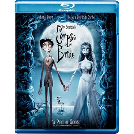 Tim Burton's Corpse Bride - Tim Burton Halloween Movie