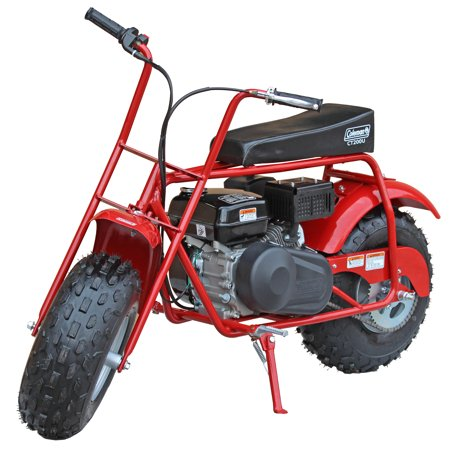 Coleman CT200U-A Trail 196cc Gas-Powered Mini (Bike Mini Chopper Go Kart)