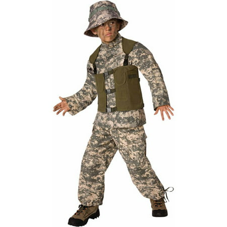 Delta Force Child Halloween Costume