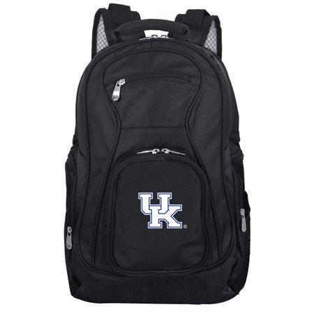 Kentucky Wildcats 19u0022 Laptop Travel Backpack - Black