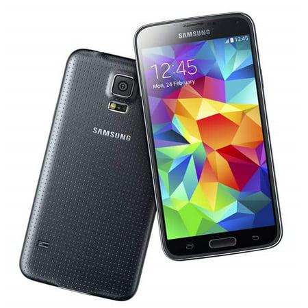 Samsung Galaxy S5 G900 Verizon GSM Unlocked Black 16GB (Scratch and Dent) (Black Samsung S5 Phone Unlocked)