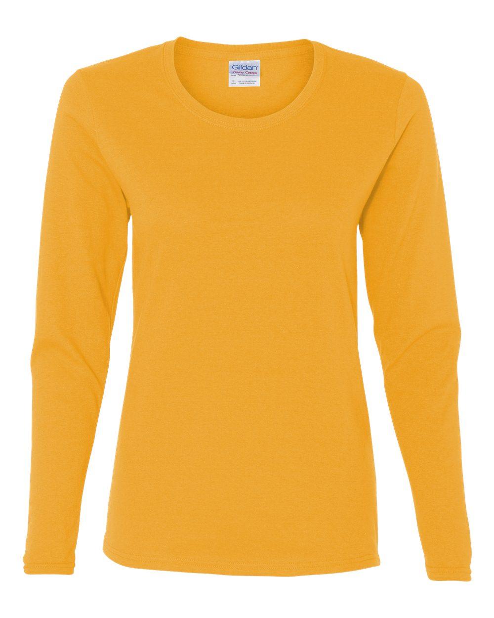 Gildan - Heavy Cotton Women's Long Sleeve T-Shirt - 5400L
