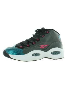 77013f9eba2f Product Image Reebok Question Mid Gradeschool Kid s Shoes