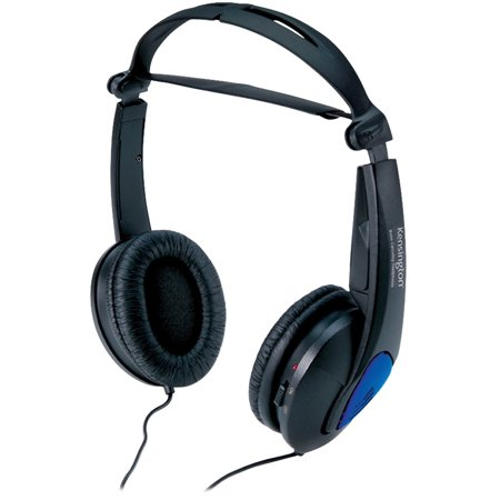 Kensington, KMW33084, Noise Canceling Headphones, 1, Black
