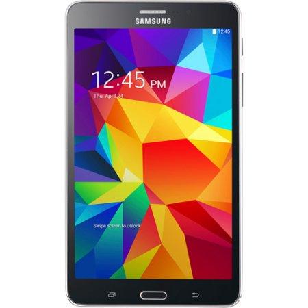 """Samsung Galaxy Tab 4 7.0"""" Tablet 8GB Memory, White by Samsung"""