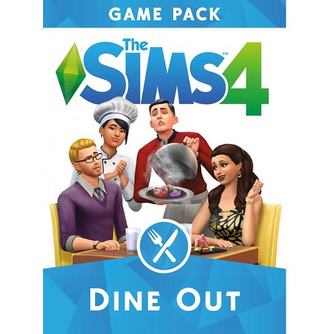 Electronic Arts The Sims 4 Dine Out (Email Delivery)