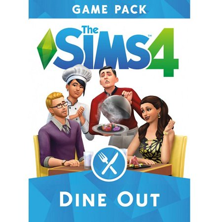 The Sims 4 Dine Out, Electronic Arts (Digital Download)](Sims 4 Halloween Fish)