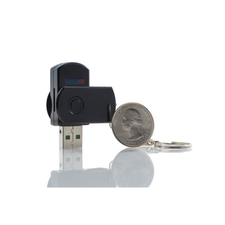 Mini Rechargeable Nanny Camera Flash Drive Designed Camcorder - image 6 of 7