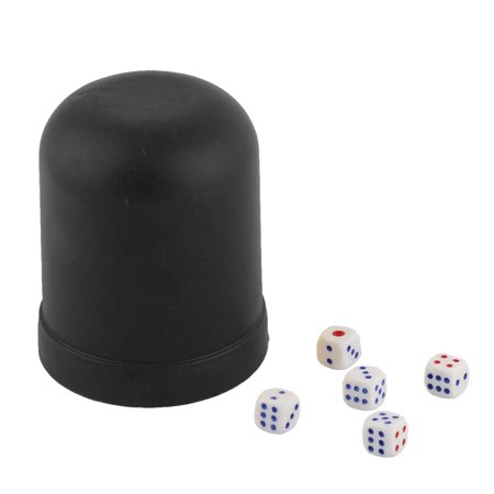Party Club KTV Casino Guessing Gaming Gambling Shaker Case Bet Stake Dice Cup - Club One Casino Halloween Party