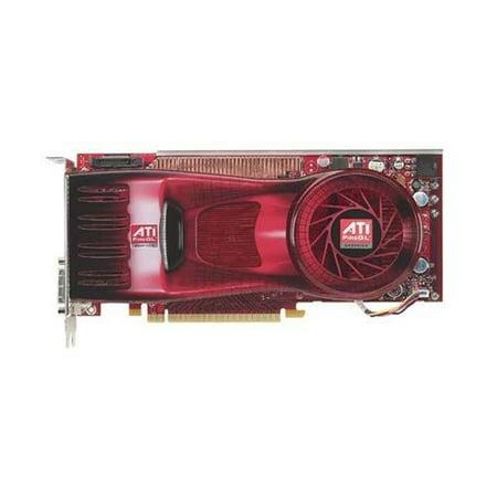 ATI 100-505505 ATI Tech ATI FireGL V7700 512MB GDDR4 256-Bit PCI Express 2.0 x16 Dual