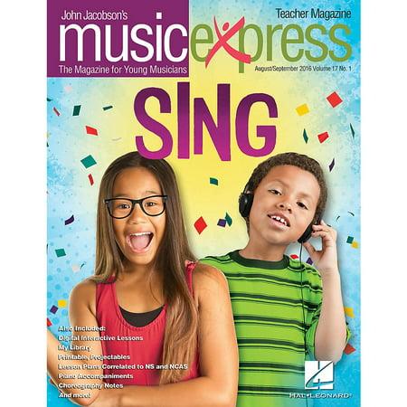 Hal Leonard Sing! Vol. 17 No. 1 PREMIUM PLUS COMPLETE PAK by Pentatonix Arranged by Emily Crocker - Pentatonix Sing Off Halloween