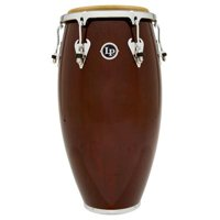 Latin Percussion M750S-W Matador Wood 11 Quinto with Stainless Steel Hardware, Natural
