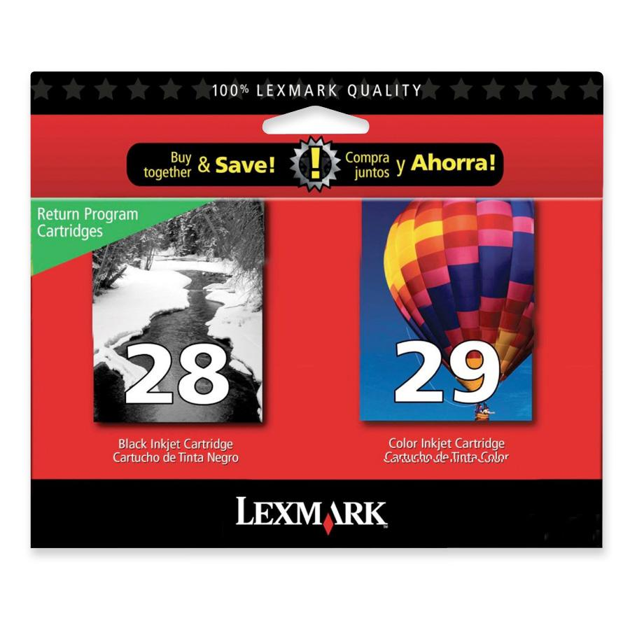 Lexmark 28 29 Ink Cartridge by Lexmark