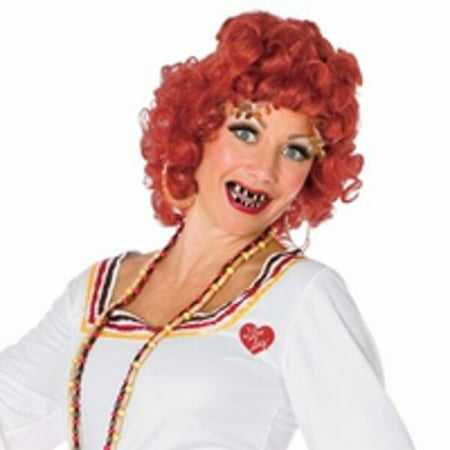 Peanuts Lucy Wig (Adult I Love Lucy Gypsy Wig)