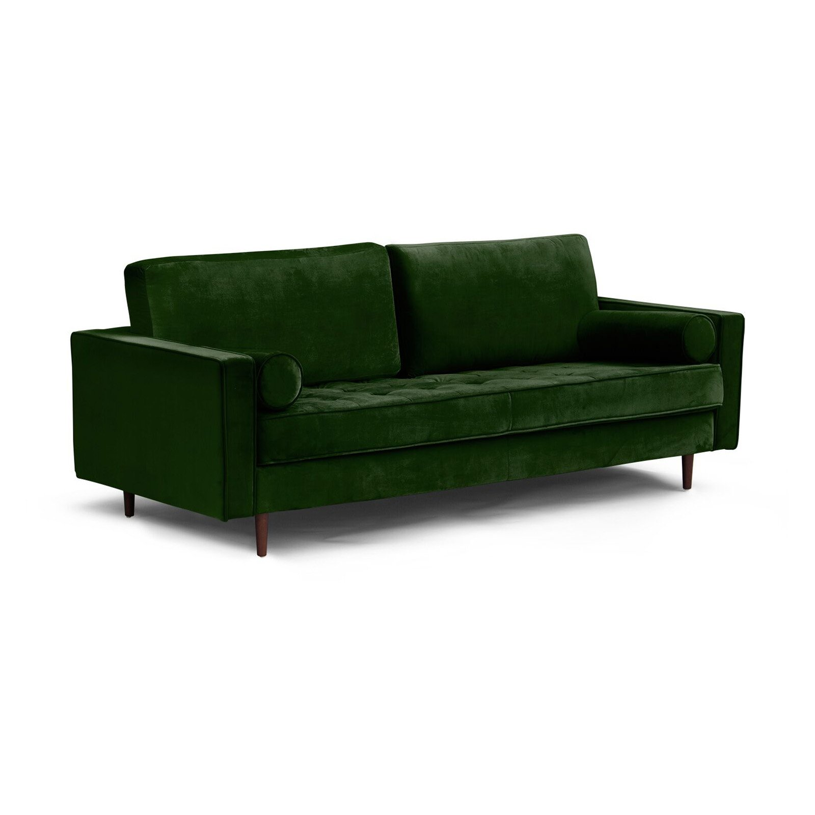 Aeon Furniture Bloomfiled Modern Sofa With Bolster Pillows