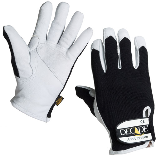 Chase Ergonomics Decade Specialty Summer Weight A/V Gloves, Large