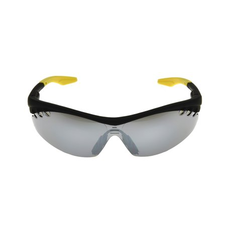 IRONMAN Men's Black Shield Sunglasses QQ07
