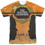 Electric Company Silhouette Blend Mens Sublimation Shirt