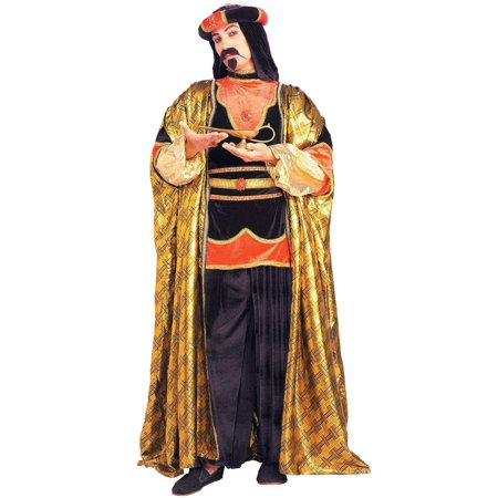 Royal Sultan (Wise Man) Men's Adult Halloween Costume, 1 Size