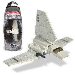 Star Wars: Titanium Imperial Shuttle - image 1 of 1