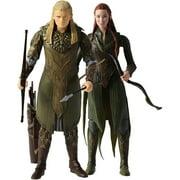 The Hobbit An Unexpected Journey Legolas & Tauriel Action Figure 2-Pack