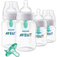 Philips Avent Anti-colic Baby Bottle with AirFree vent Gift Set