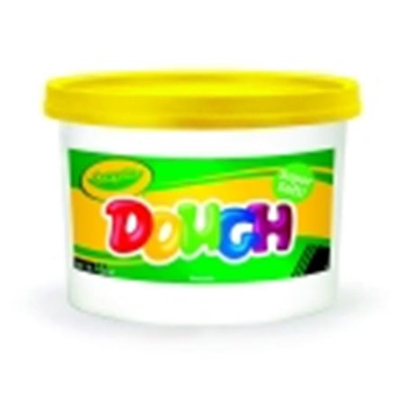 Crayola Non-Toxic Modeling Dough - 3 Lbs.  Pail, Yellow