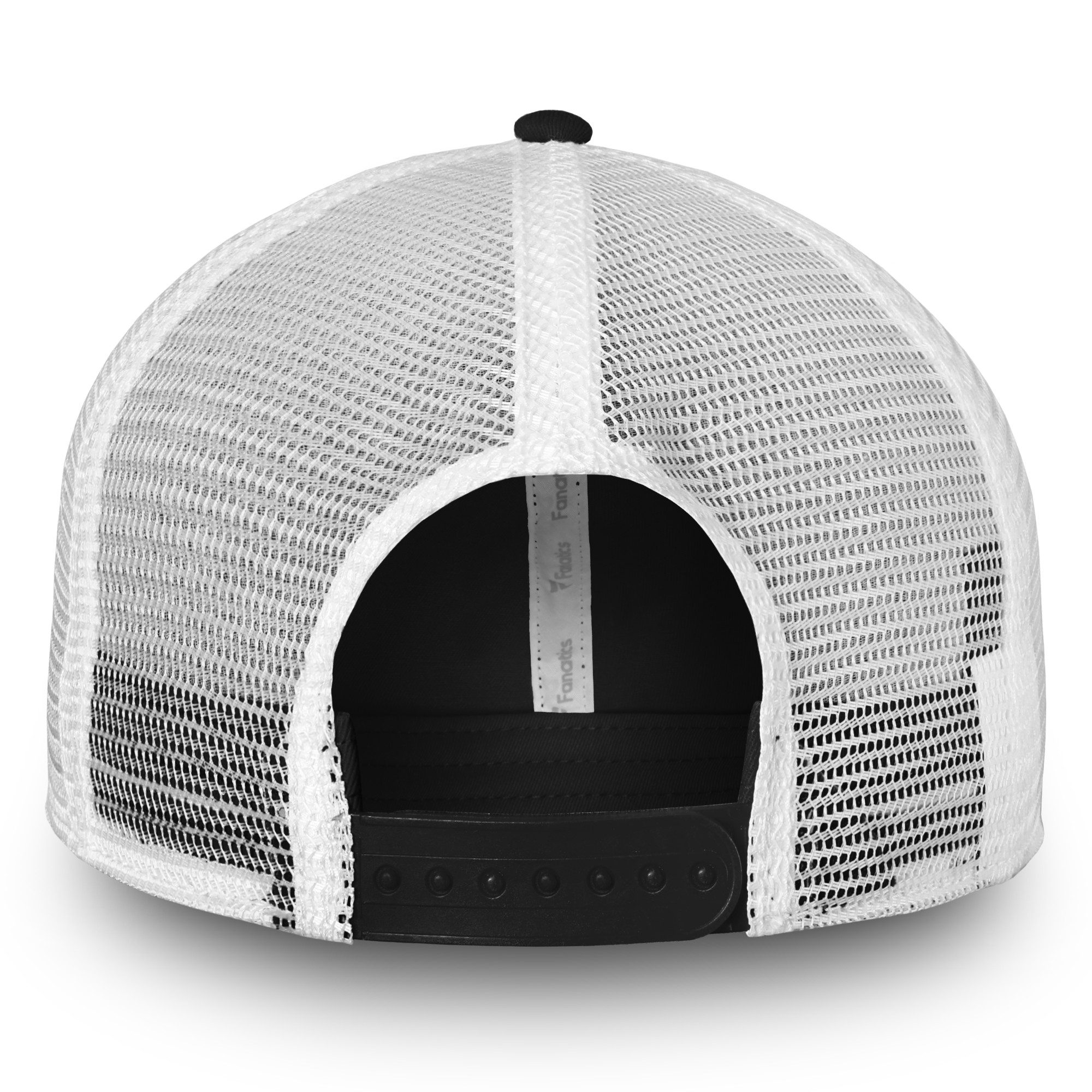 1451d1cb140 Boston Bruins Fanatics Branded Youth Core Trucker - Adjustable Hat - Black  White - OSFA - Walmart.com