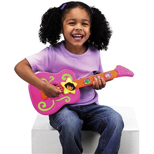 Fisher-Price Dora Mega Tunes Guitar