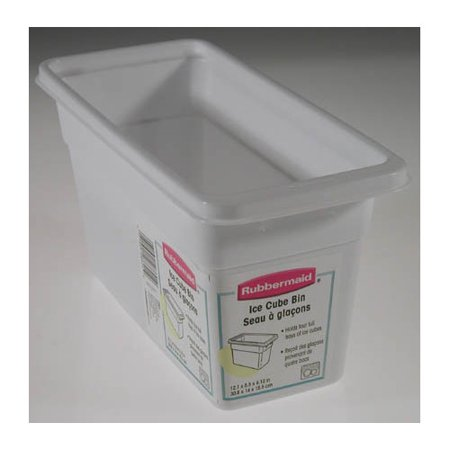 - Rubbermaid Ice Cube Bin