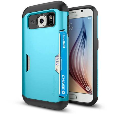 brand new d5f5a 9b3d2 Spigen Slim Armor CS Samsung Galaxy S6 Case