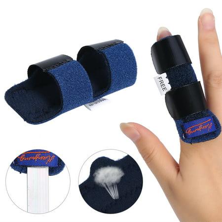 Adjustable Pain Relief Trigger Finger Fixing Splint Straightening Brace Corrector Support, Finger Support,Finger