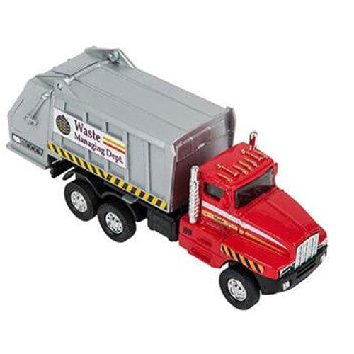 Pull Back Die-Cast Metal Vehicle