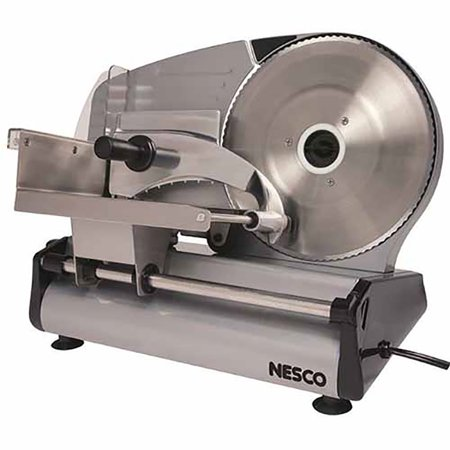 Nesco 180 Watt Food Slicer W/ 8.7