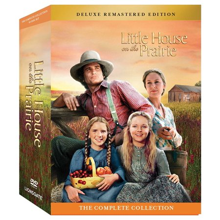 - Little House On The Prairie: Complete Set (DVD)