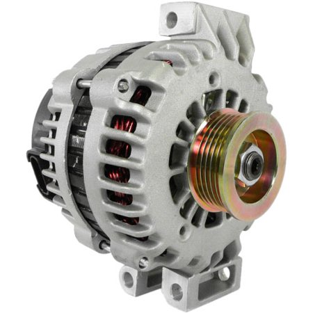 DB Electrical ADR0307 Alternator for 4.2L Buick Chevy GMC Isuzu Oldsmobile Saab, Trailblazer Envoy 02 03 04 05, Rainier 04 05, Bravada 02 03 04, 10464468 15062413 15162839 8104644680 8290