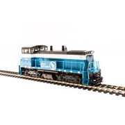 Broadway Limited 2850 HO Great Northern EMD SW1500  Paragon2™ #202