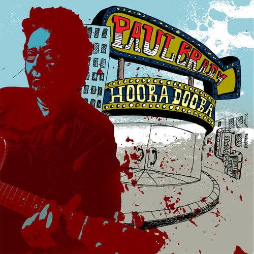 Paul Brady - Hooba Dooba [CD]