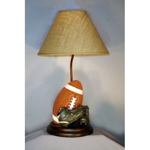 Judith Edwards Designs Football 22'' Table Lamp