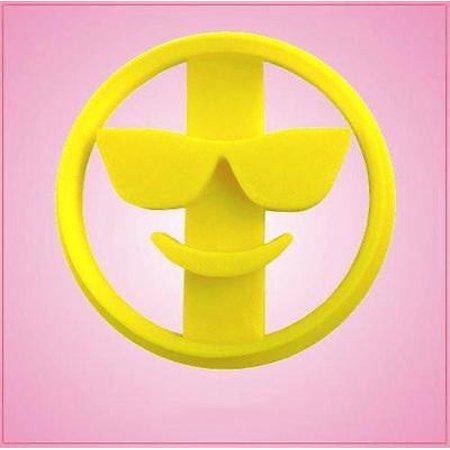Sunglasses Emoji Cookie Cutter (Sunglasses Cookie Cutter)