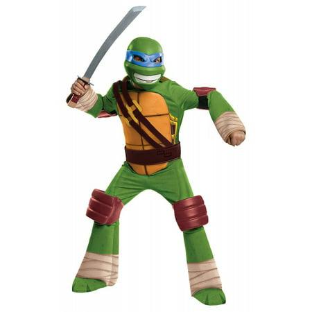 Teenage Mutant Ninja Turtle Child Costume Leonardo (blue) -