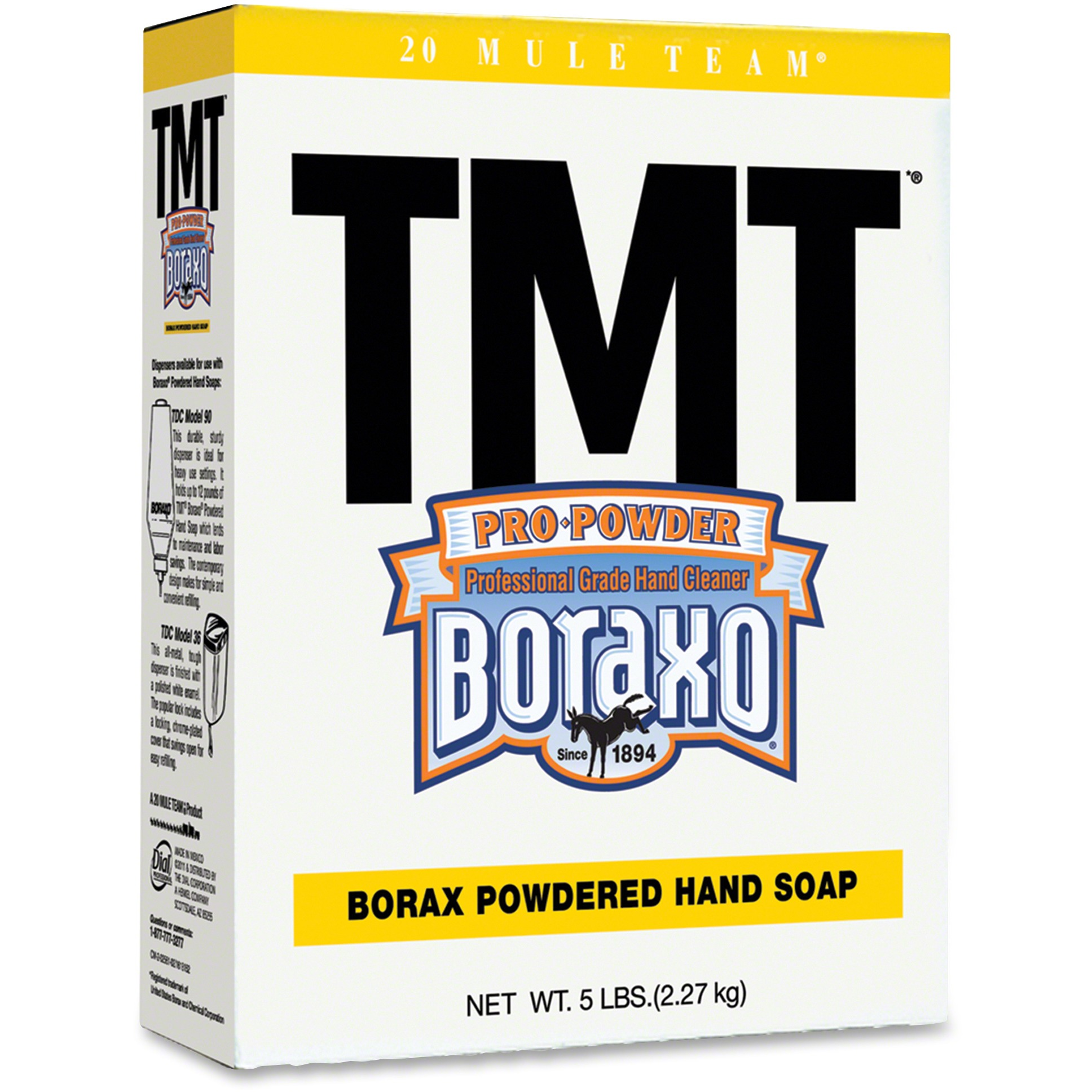 Dial Corp. TMT Boraxo Powdered Hand Soap -DIA02561