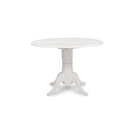 M&D Furniture BUT-WHI-TP 42