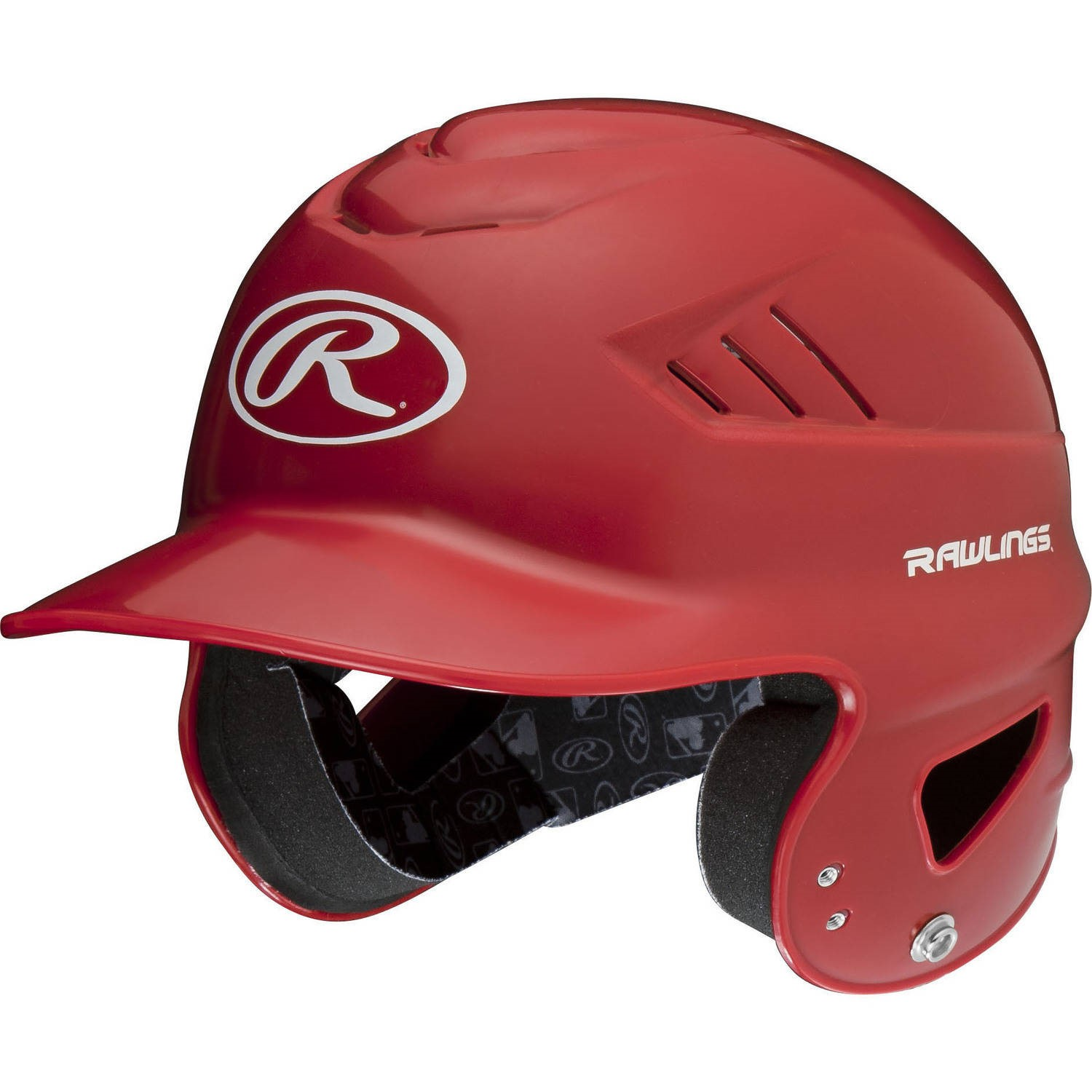 Rawlings Red Baseball Helmet